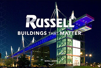 Russell Website detail